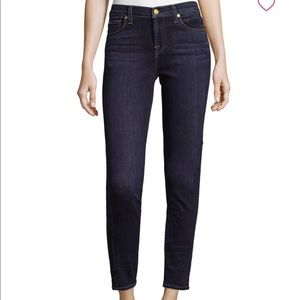 7 For All Mankind ankle Gwenevere Skinny Jeans 30